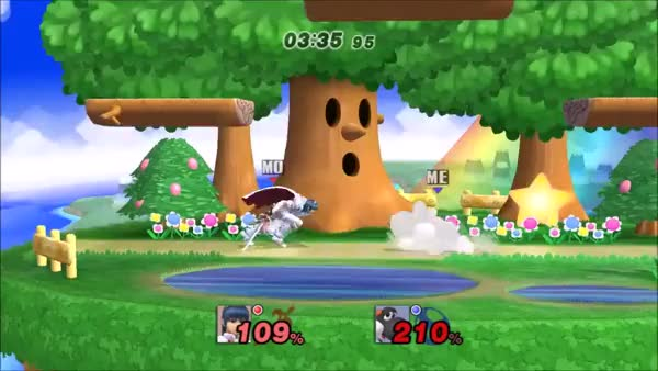 Yoshi's other double jump cancel is less… useful