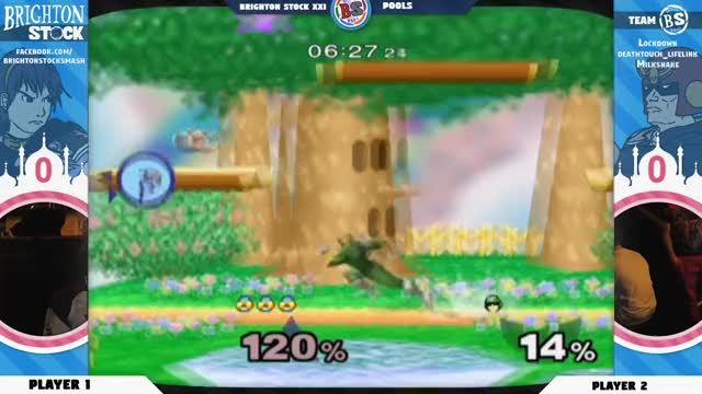 When you don't know wether to Kreygasm or DansGame – SnareRush vs Overtriforce, Brighton Stock XXI