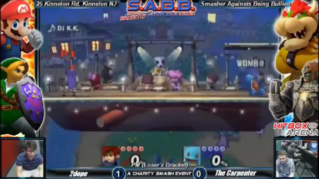 Squirtle takes a quick stock off of Roy