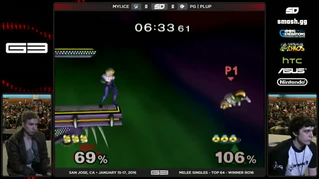 Ice kills Plup with 5 Up Smashes