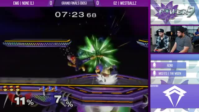 Another Westballz to Westballz moment