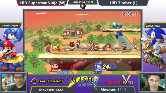Villager 24-death combo in Grand Finals!