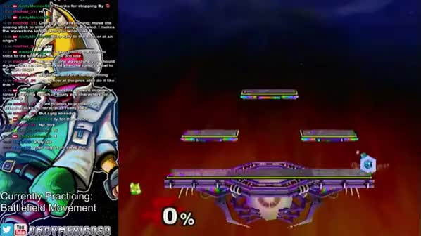 Waveshine to Invisible Shine, Does it Have any Practical Uses? (SSBM)
