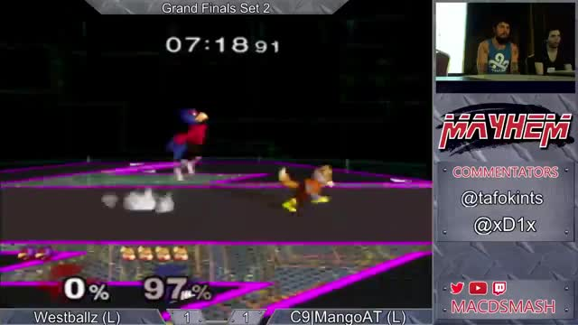 A mango punish that makes D1 scream