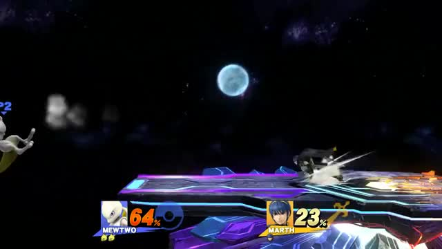 "A ""How Cool is Mewtwo?"" reminder not to forget your replay before patching!"