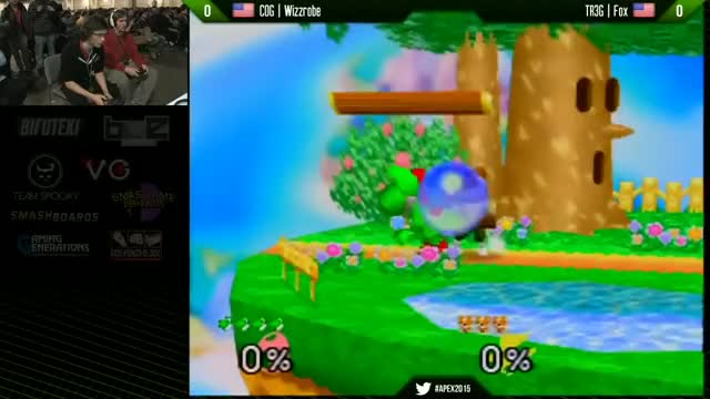Simple and clean combo from Wizzrobe
