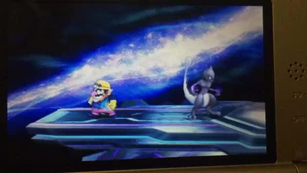 Mewtwo Going Under Final Destination