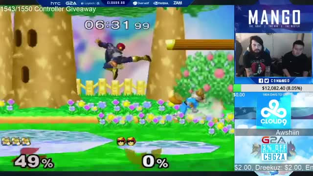 Mango showing us how to drive in reverse with a clean finish