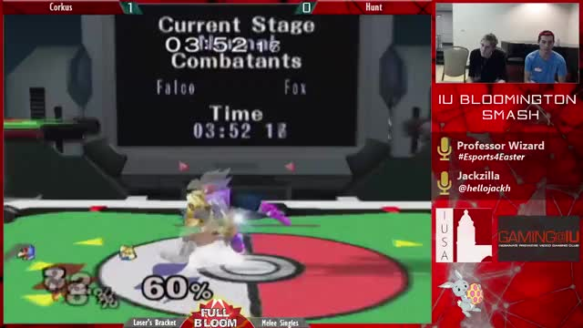 Corkus converts off of a shine out of shield