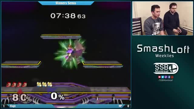 Kage channels the spirit of Bizzarro Flame