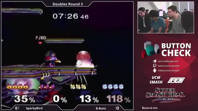 Fox gets massacred by Falco