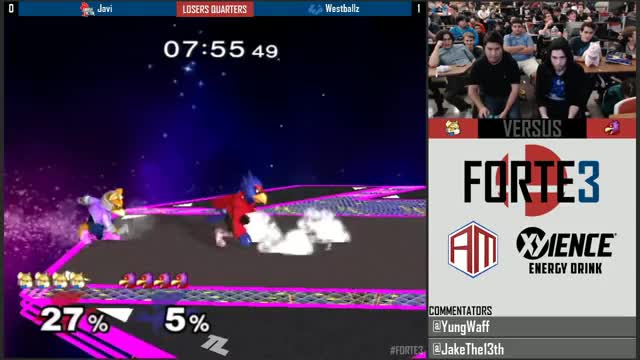 Westballz showing off his patented reverse bair ->turn around up tilt