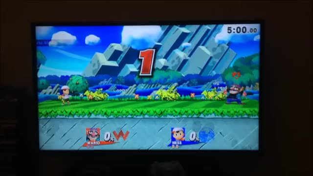 Quick and crispy Wario 0 to death first stock