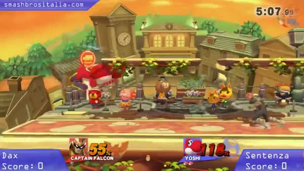 A little something I pulled off at MSC3 with Yoshi