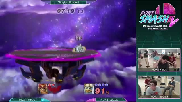 Fastfallers HATE him. See the secret Arkansas' own Dedede IceCold uses to bamboozle a stock from a squishy character.