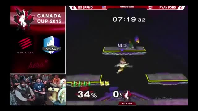 PPMD's 0-death on Ryan Ford at the Canada Cup