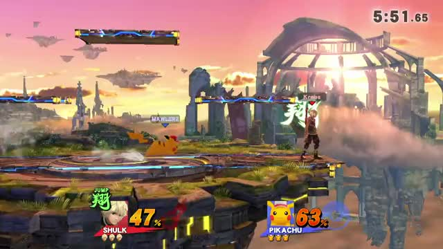 Proper utilization of Shulk's jump monado