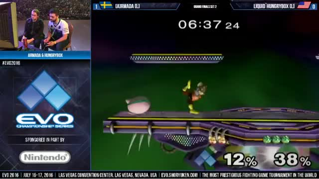 Hbox gets a great conversion off of a DI mixup