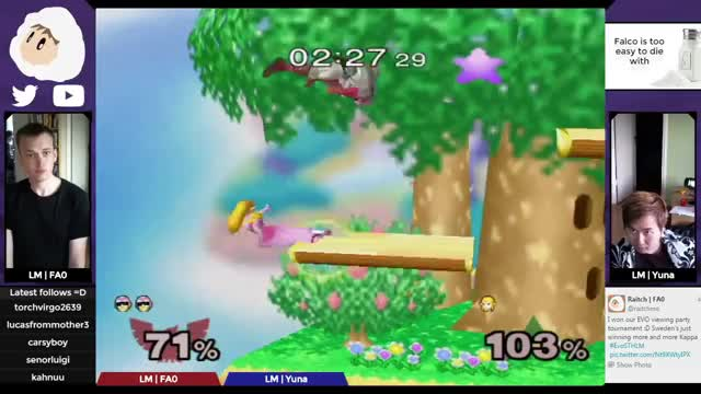 Falcon's Knee summons girls