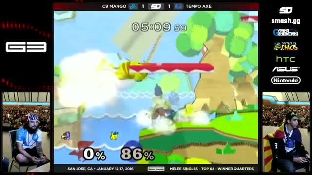 Axe shows Toph some of the best execution he's seen in months