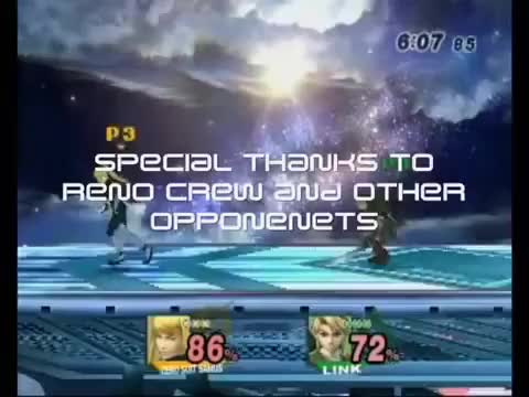 This sub's actually been seeing some Brawl lately. Here's my favourite ever play. (Sorry for the overlay etc.)