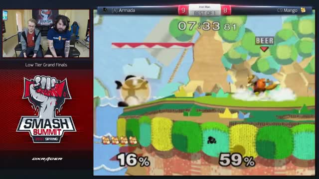 Armada almost gets the coolest G&W combo in recorded history