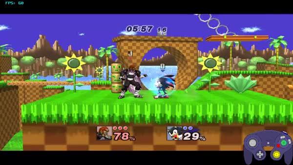 Sonics got moonwalks