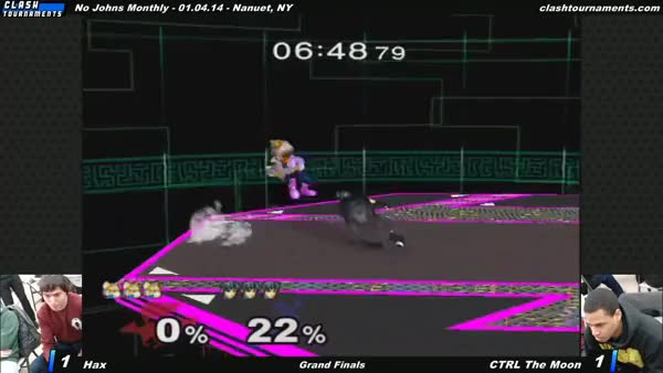 The Moon's M2K Combo on Hax$ (finisher is in the comments)