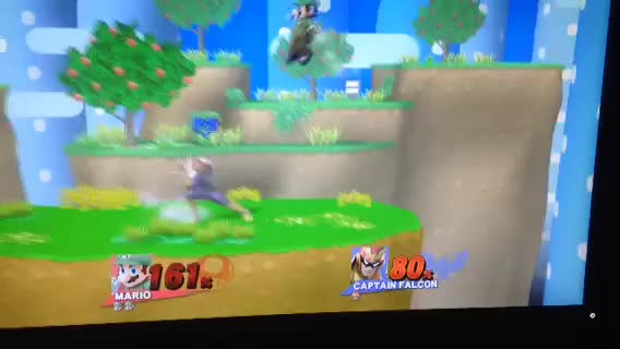 double dunk stairway to hell on falcon