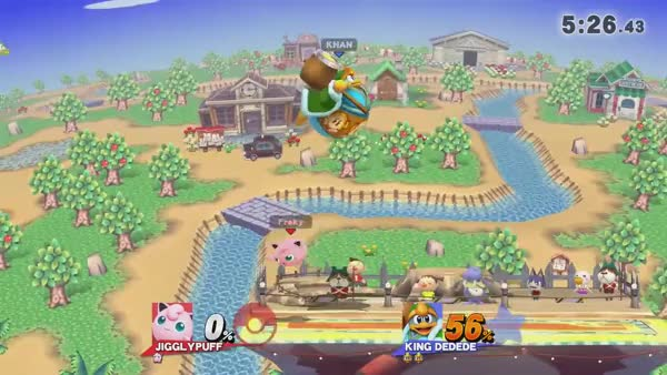 Why you should never miss a tech, starring King Dedede and Gordo Throw