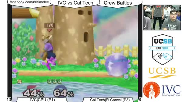Whispy-assisted Upsmash