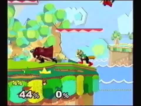 [Fox] Yoshi's Story is Marth's level, but Melee is Fox's game.