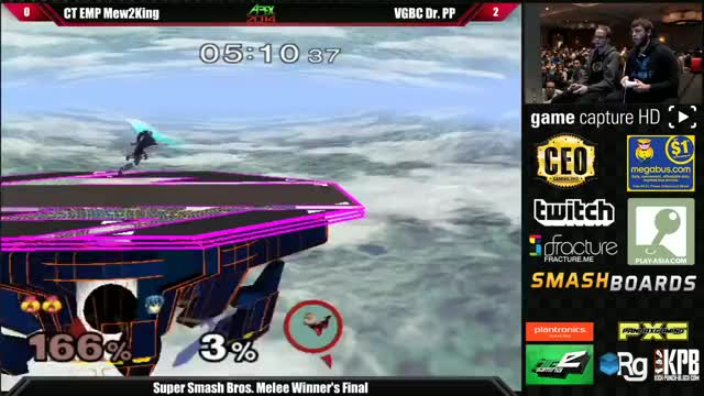 [Marth] PPMD 0 to deaths M2K's Sheik in under 10 seconds [60 FPS]