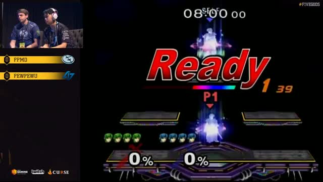 PPMD, undisputed Marth Ditto Master