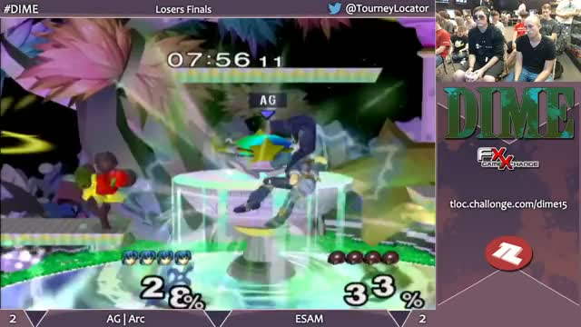 ESAM's Samus is pretty good