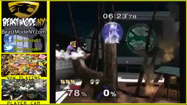 When The Moon tries to Dash Attack Hax