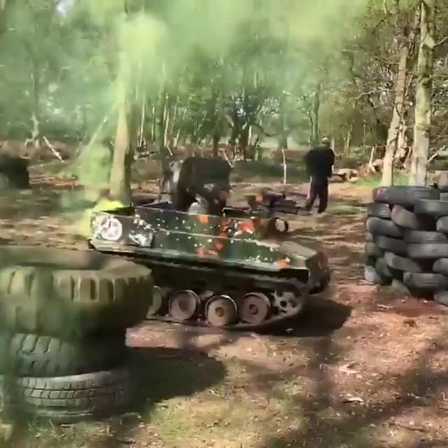 Paintball Tanks