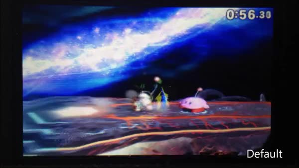 If Kirby is running custom side-2 (Hammer Bash), his Inhale will copy Olimar's side-2 (Sticky Pikmin Throw)