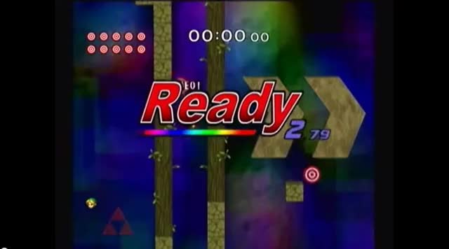 Young Link break the targets world record (4.87)