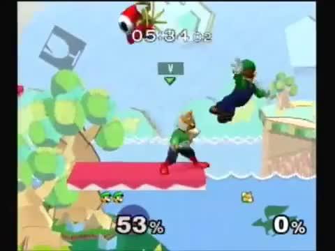 [Luigi] Okay Vudujin.