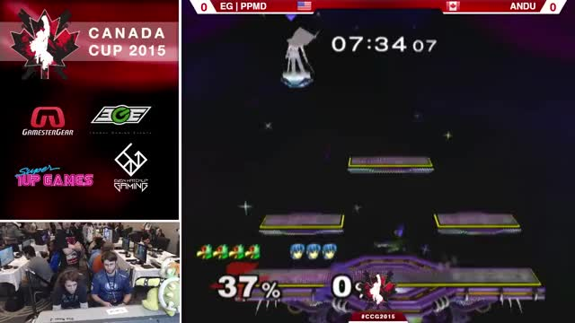 PPMD with the slick 10-second stock