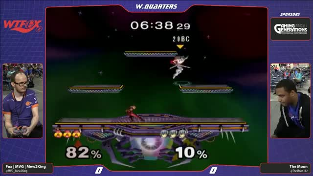 The Moon Double Dair's M2K