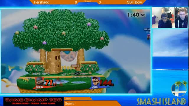 New Luigi Tech Breaking the Barriers in the Sheik Matchup
