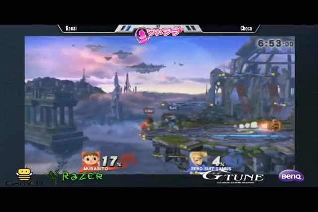 [Gfy] Choco pulls a Ronda Rousey and KOs Ranai in 40 seconds at UMEBURA 16