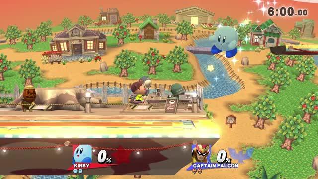 Kirby 0-Death