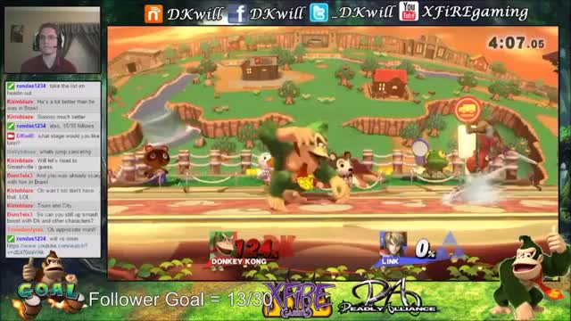 Donkey Kong's Stage 10 Giant Punch: Kill %s for ALL characters