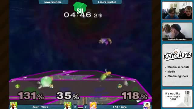 Yuna ending it the best way possible