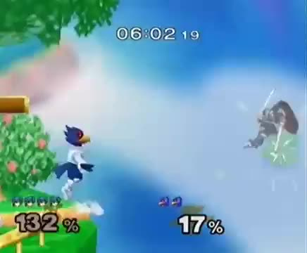 Neutroni with a pretty cool Marth punish.