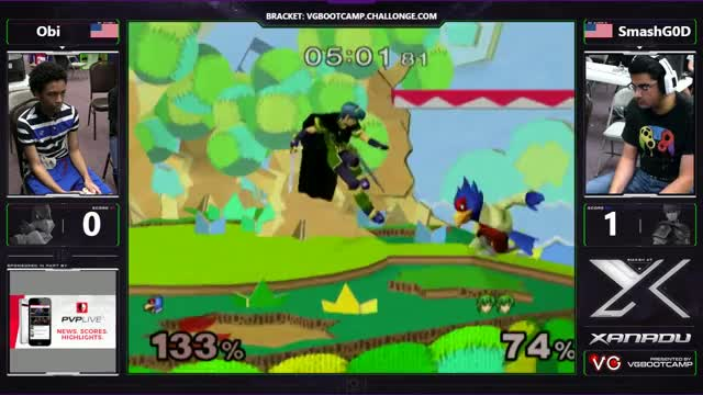SmashG0D Ends the Set with a Double Dog Dair