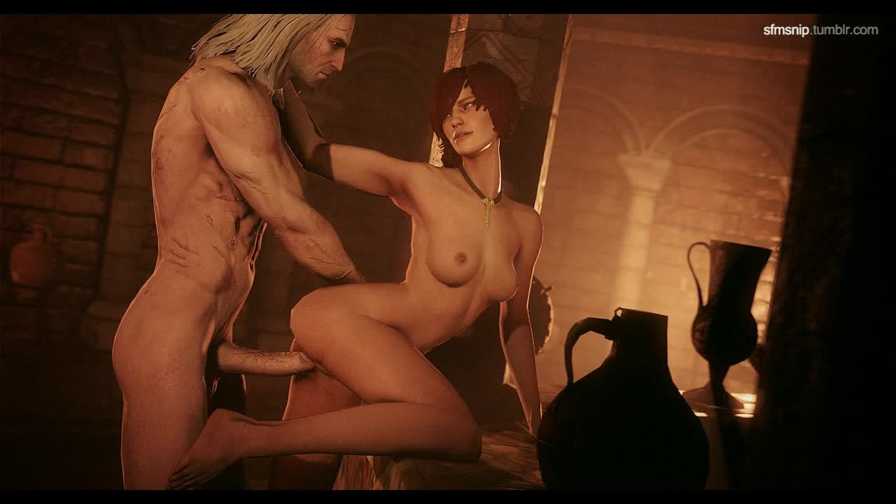 The witcher 3 sex gif sexy clips